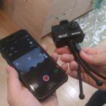 アクションカメラを授業に取り入れる