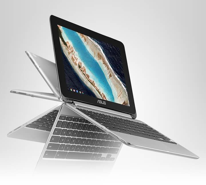 ASUS Chromebook Flip C101PAを買いました