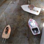 科学玩具ポンポン船を科学する