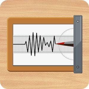 授業で使えるアプリ36「振動計」