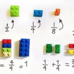 レゴを使った分数の教え方♩
