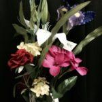造花で植物のつくりを学ぶ