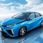 燃料電池自動車「TOYOTA MIRAI」