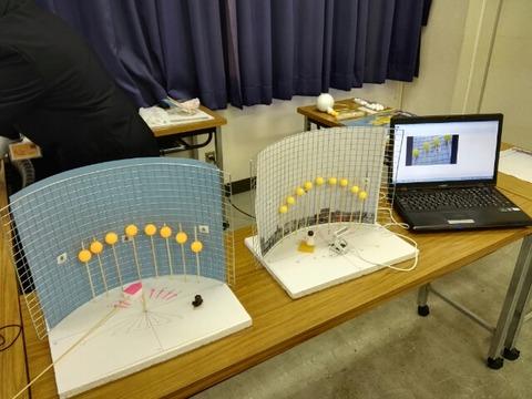 平成27年度の大阪府理科後期長期研修発表会