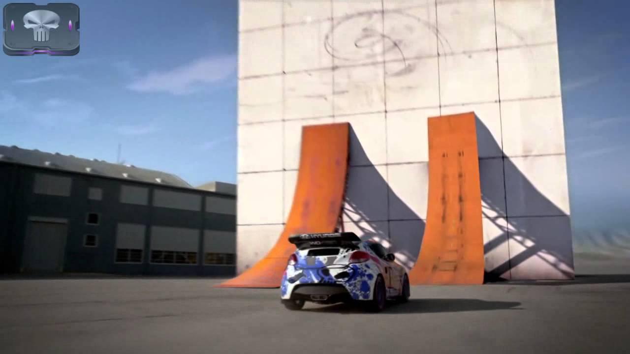 授業で見せたい動画19「壁を走る車」