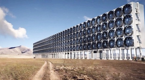 授業で見せたい動画45「二酸化炭素を燃料化!夢のリサイクルシステム」