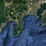 伊豆半島で断層を学ぶ