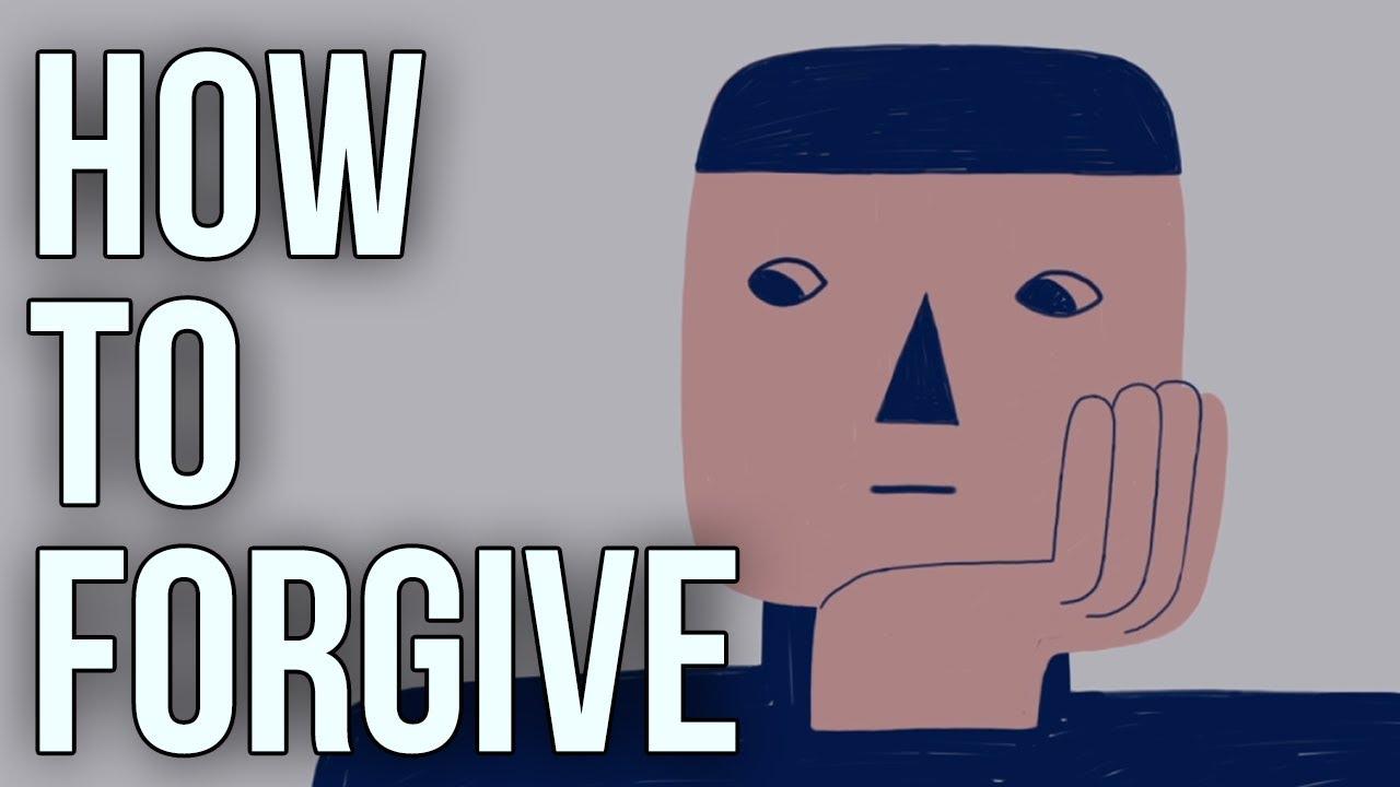 子どもに見せたい動画「How to forgive(他人の許し方)」