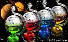 天気が予測できるストームグラスを作る