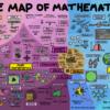 数学の成り立ちがわかる「数学の地図」