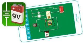 授業で使えるアプリ41電気回路をシミュレーションできる「Circuit Builder」