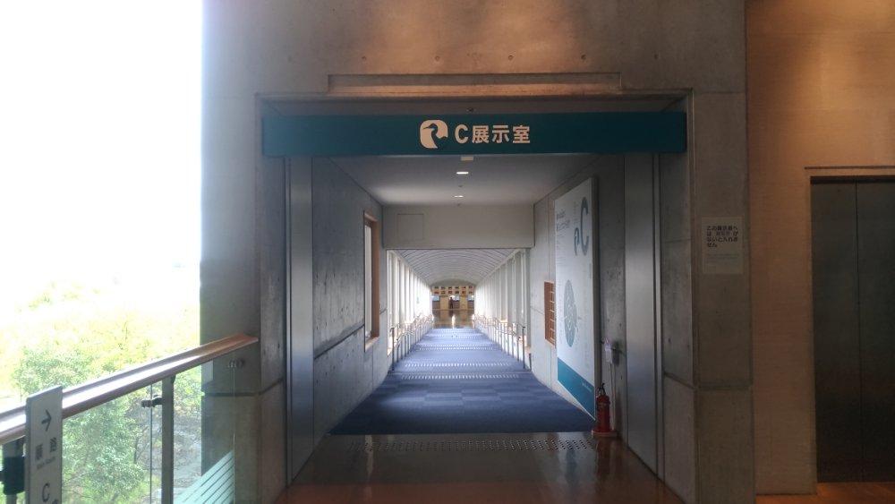 琵琶湖博物館に行ってきました C展示室 湖のいまと私たち編