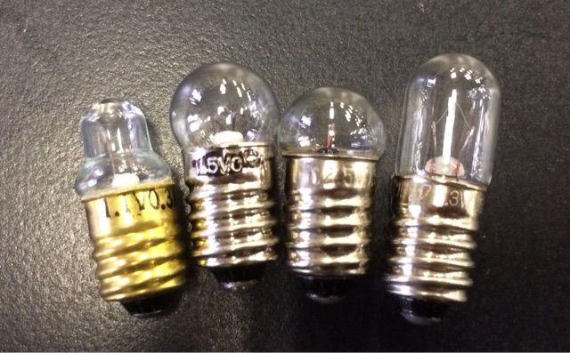 いろいろな豆電球で直列と並列を理解する
