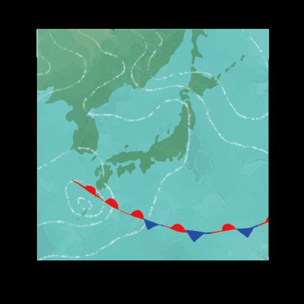 2年気象(穴埋め問題)