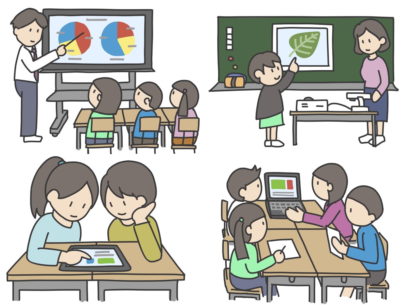 学校、塾の授業・予習・復習・反転学習で無料で使えるデジタル教材集(理科)