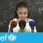 UNICEFが作ったSNSの危険性を伝える動画