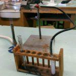 酸化銅(II)の還元実験