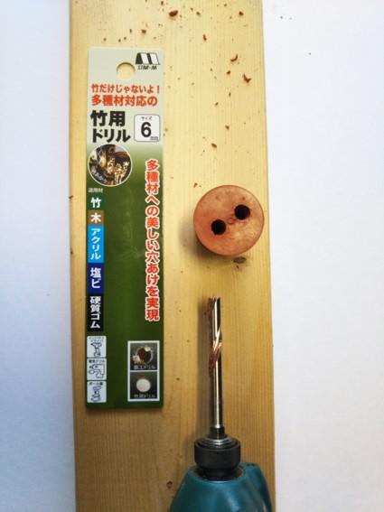 ゴム栓の穴あけはこれで決まり!簡単にゴム栓に穴を開ける方法