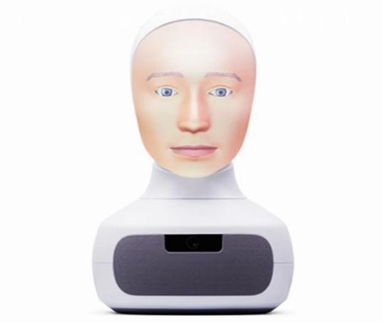 人の感情を表現できるロボットをストックホルムの会社が開発