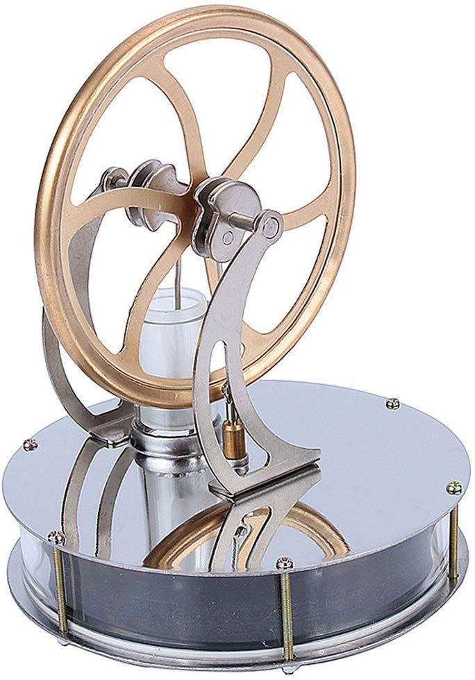 夢の外燃機関「スターリングエンジン」