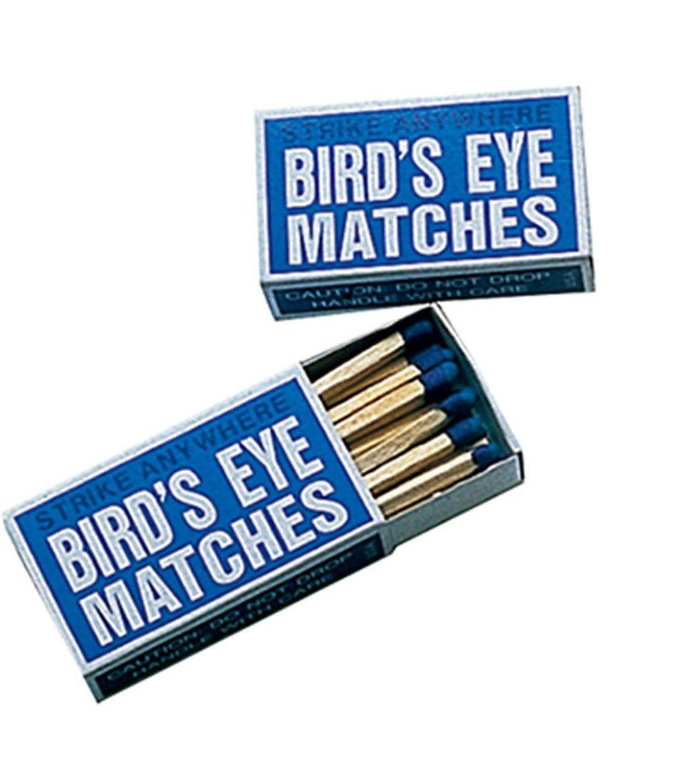 マンガで憧れた「マッチを箱以外とこすって点火する」方法