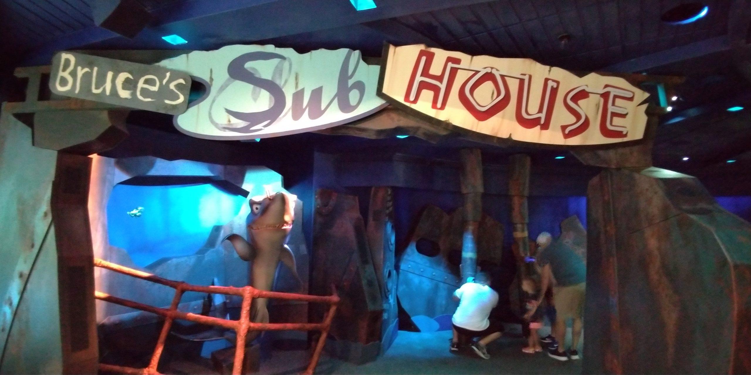 ファインディング・ニモの水族館(ディズニーワールド)