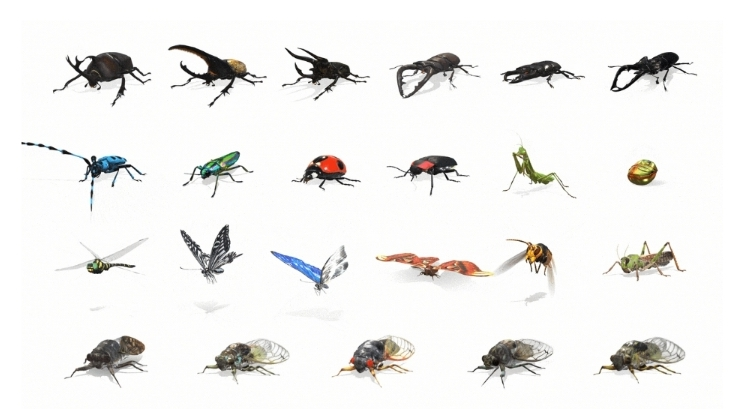 Googleが昆虫のARをつかったフォトコンテストを開催📷🐞夏休みの課題に使えるかも