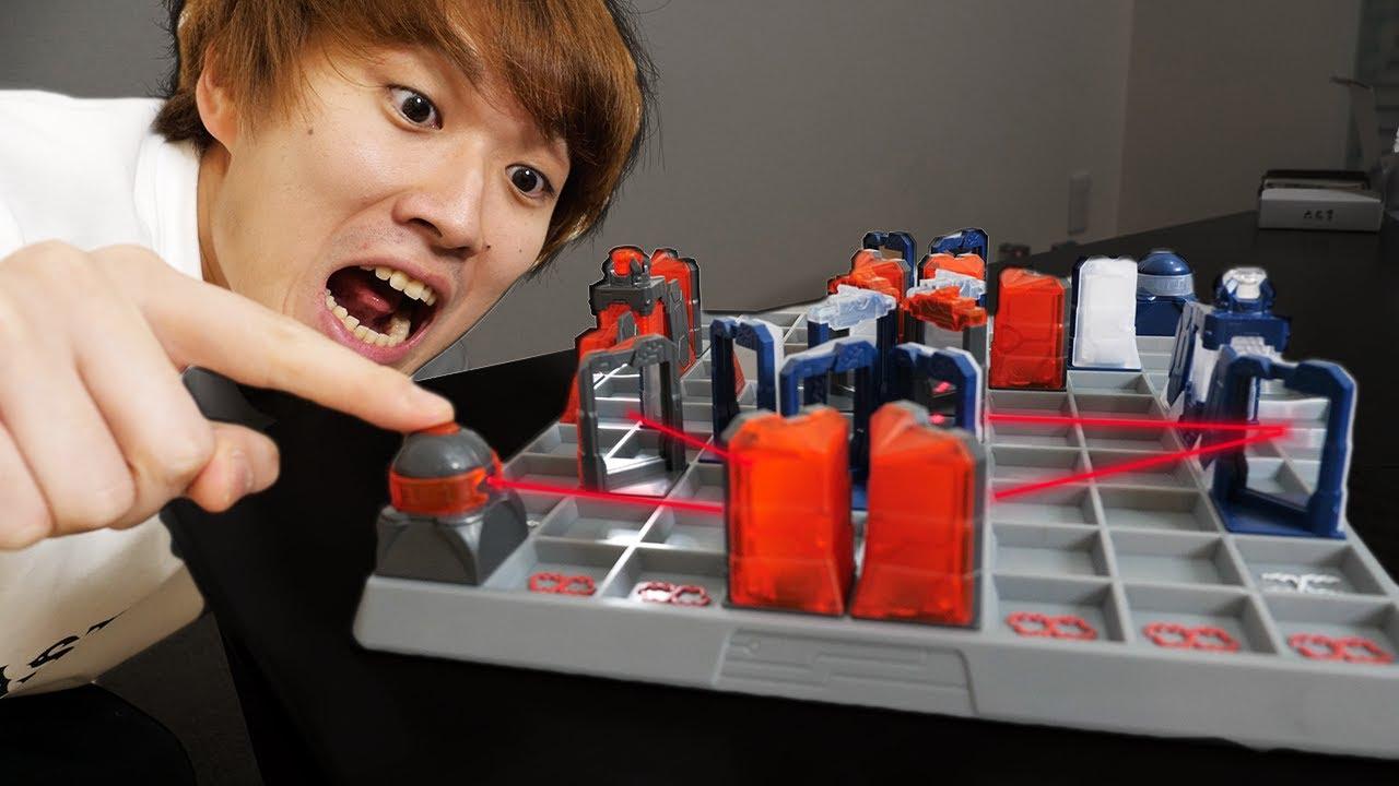 レーザーチェスで反射の法則を学ぶ