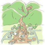 地形から洪水とその被害を考える