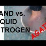 授業で見せたい動画28「液体窒素に手を突っ込むと•••」