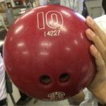 ボーリングの球を水に入れると・・・