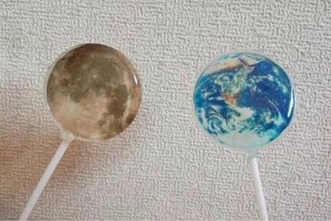 惑星を食べる🌏?