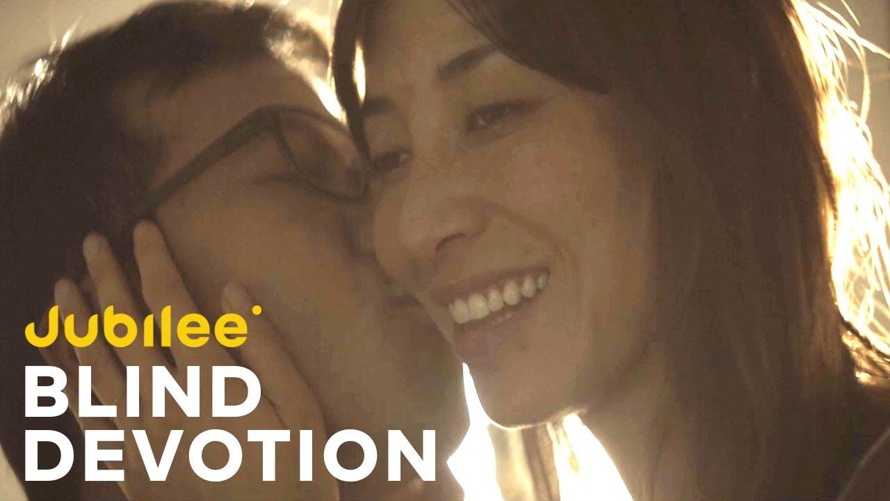 子どもに見せたい動画「盲目の妻への献身」