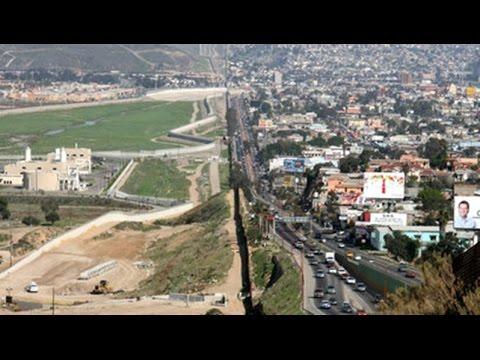 子どもに見せたい動画75「世界の現状を考えさせられる興味深い国境の衝撃画像」