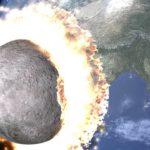 もし地球に月が落ちたら・・・