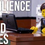 子どもに見せたい動画88「Resilience In Hard Times(困難から立ち直る力)」