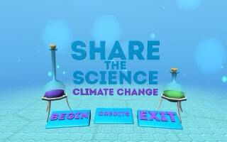 VRで科学する①「SHARE THE SIENCE」