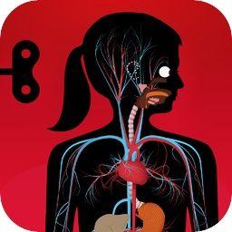 授業に使えるアプリ4「Human Body」