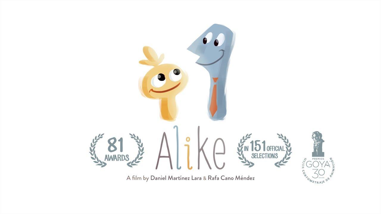教師が見るべき動画「Alike」正しい教育とは何か?