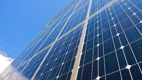 未来のソーラーパネル
