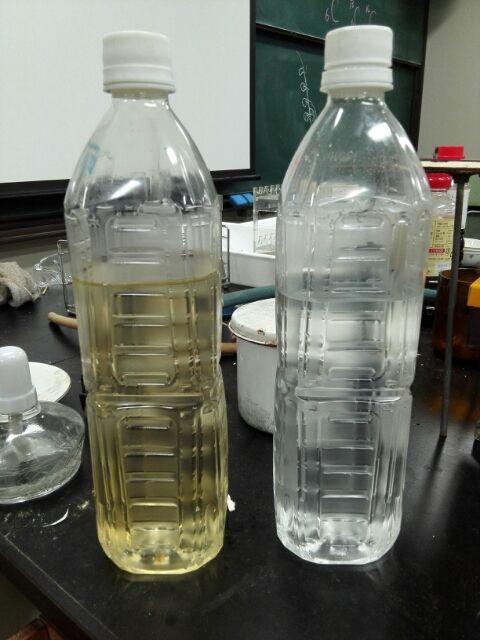 水酸化ナトリウムをこぼしたときは・・・?