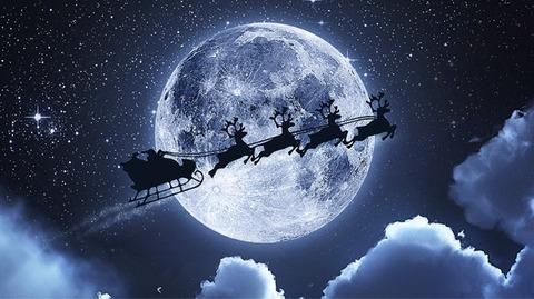 今年のクリスマスは38年ぶりの満月に☆彡