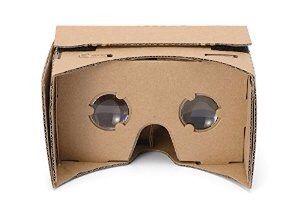 未来を感じるカードボードとVRと360°動画