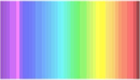 色の見え方は人それぞれ→感じ方も人それぞれ2