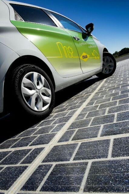 授業で見せたい動画46「エネルギー問題はソーラー道路で解決!?」